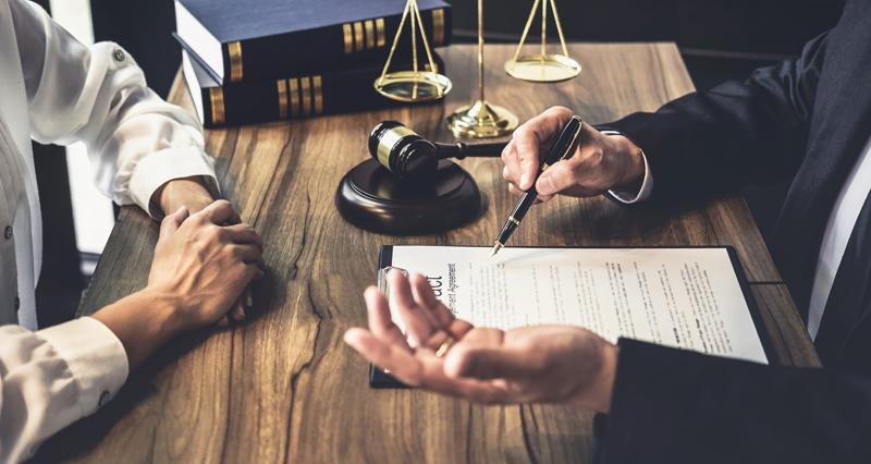 Rozmowa zradcą prawnym